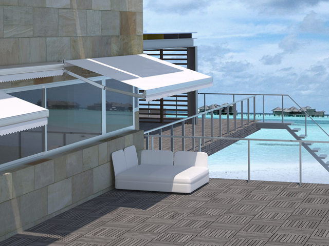 Retractable Awnings Ibiza - MCA