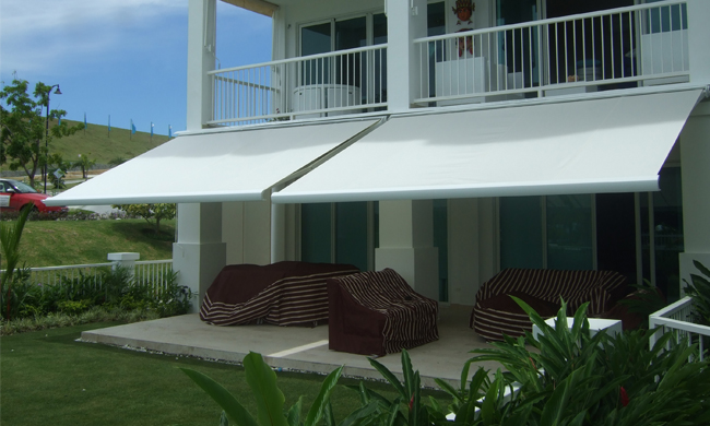 Retractable Awnings neptun - MCA