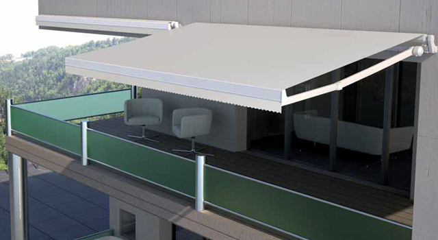 Retractable Awnings Monaco MCA